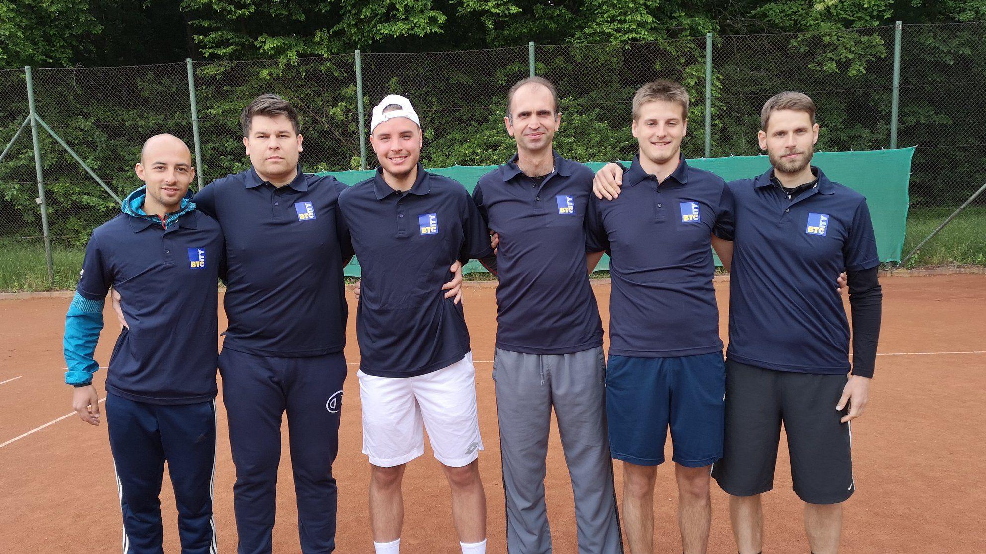 Drugo kolo 2. slovenske teniške lige
