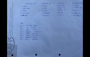 Žreb za turnir 29.5.