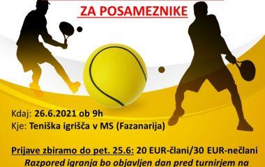 2. rekreativni turnir