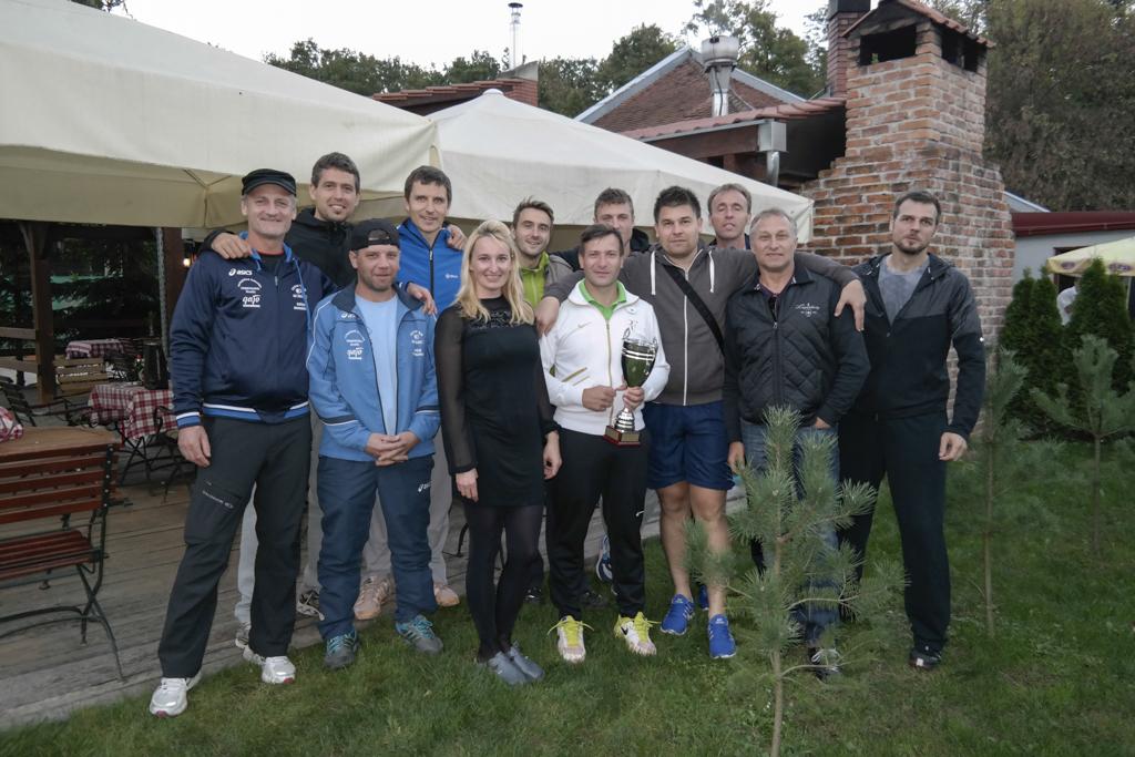 Zaključni teniški turnir ter podelitev nagrad za Poletno teniško ligo.