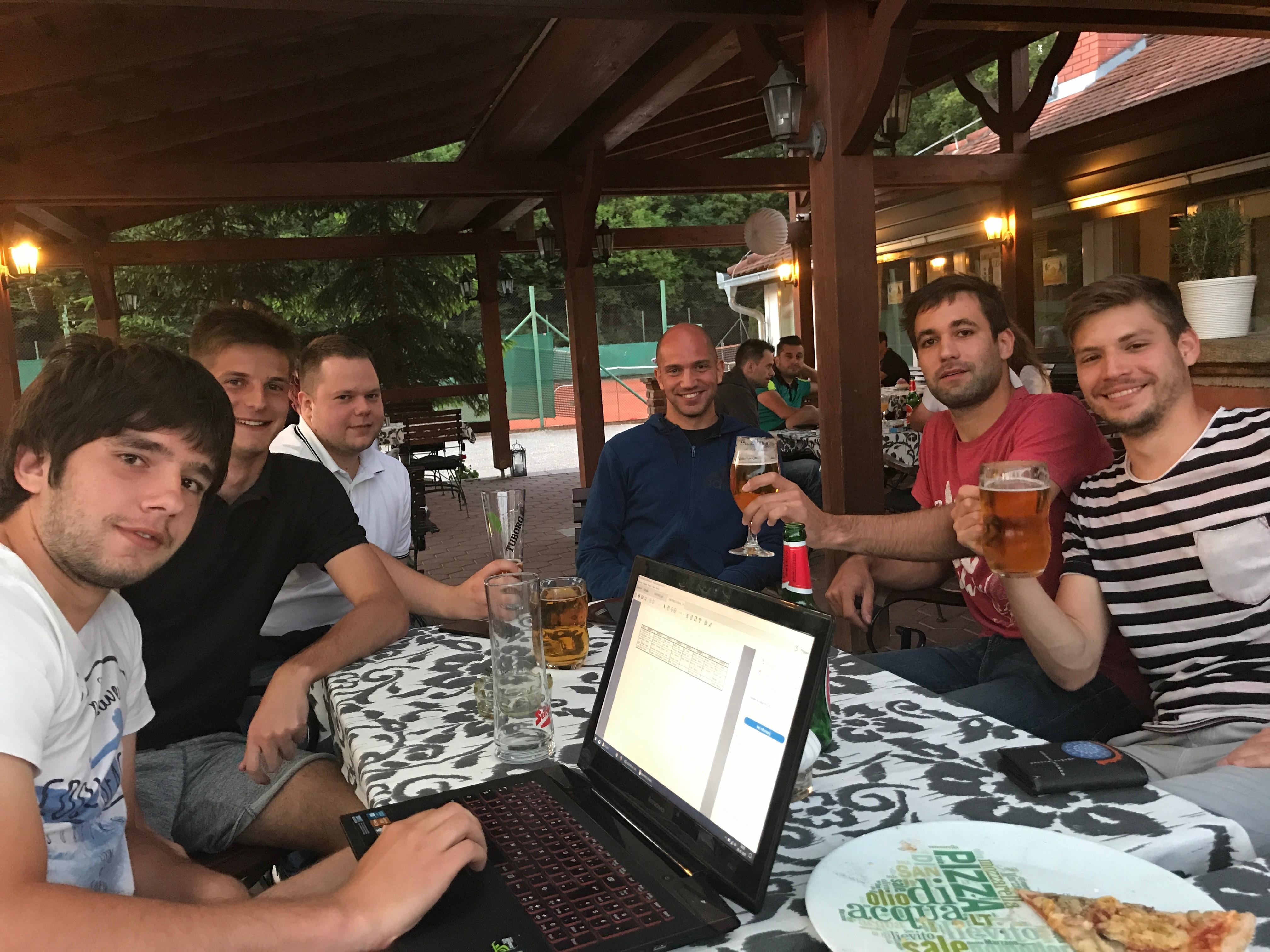 Prvi rekreativni turnir TKMS 2017