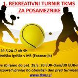 1. rekreativni turnir